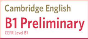 PRELIMINARY - PET (B1)