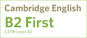 FIRST - FCE (B2)
